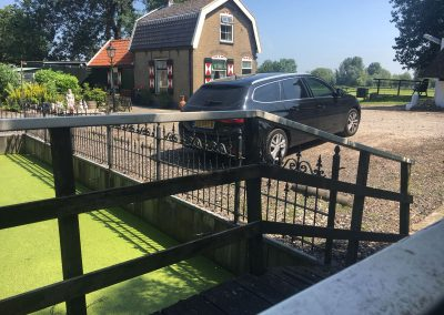 De Ouwe Meulen - Parkeerplaatsen